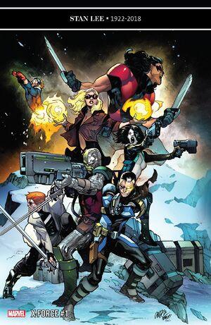 X-Force Vol 5 1
