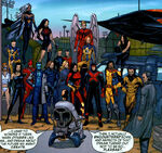 X-Men (Earth-41001) from X-Men The End Vol 3 1 001