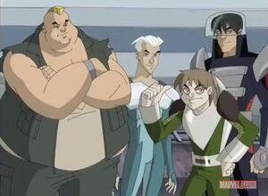 X-Men Evolution Season 4 2 Screenshot