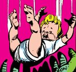 Allen (Infant) (Earth-616) from Giant-Size Man-Thing Vol 1 5 0001