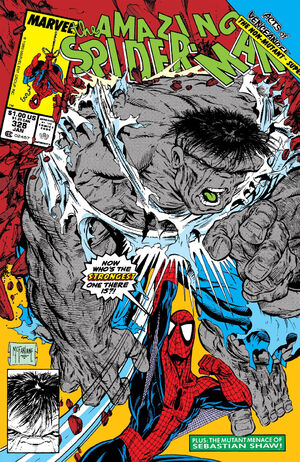 Amazing Spider-Man Vol 1 328