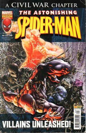 Astonishing Spider-Man Vol 2 49