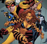 Avengers Acadamy Staff (Earth-616) from Avengers Academy Vol 1 4 0001