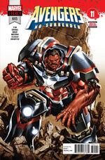 Avengers Vol 1 685