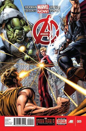 Avengers Vol 5 9