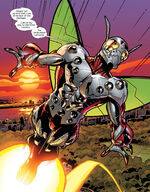 Beetle (Earth-1610) from Ultimate Spider-Man Vol 1 128 0001