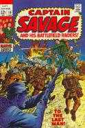 Capt. Savage and his Leatherneck Raiders Vol 1 10