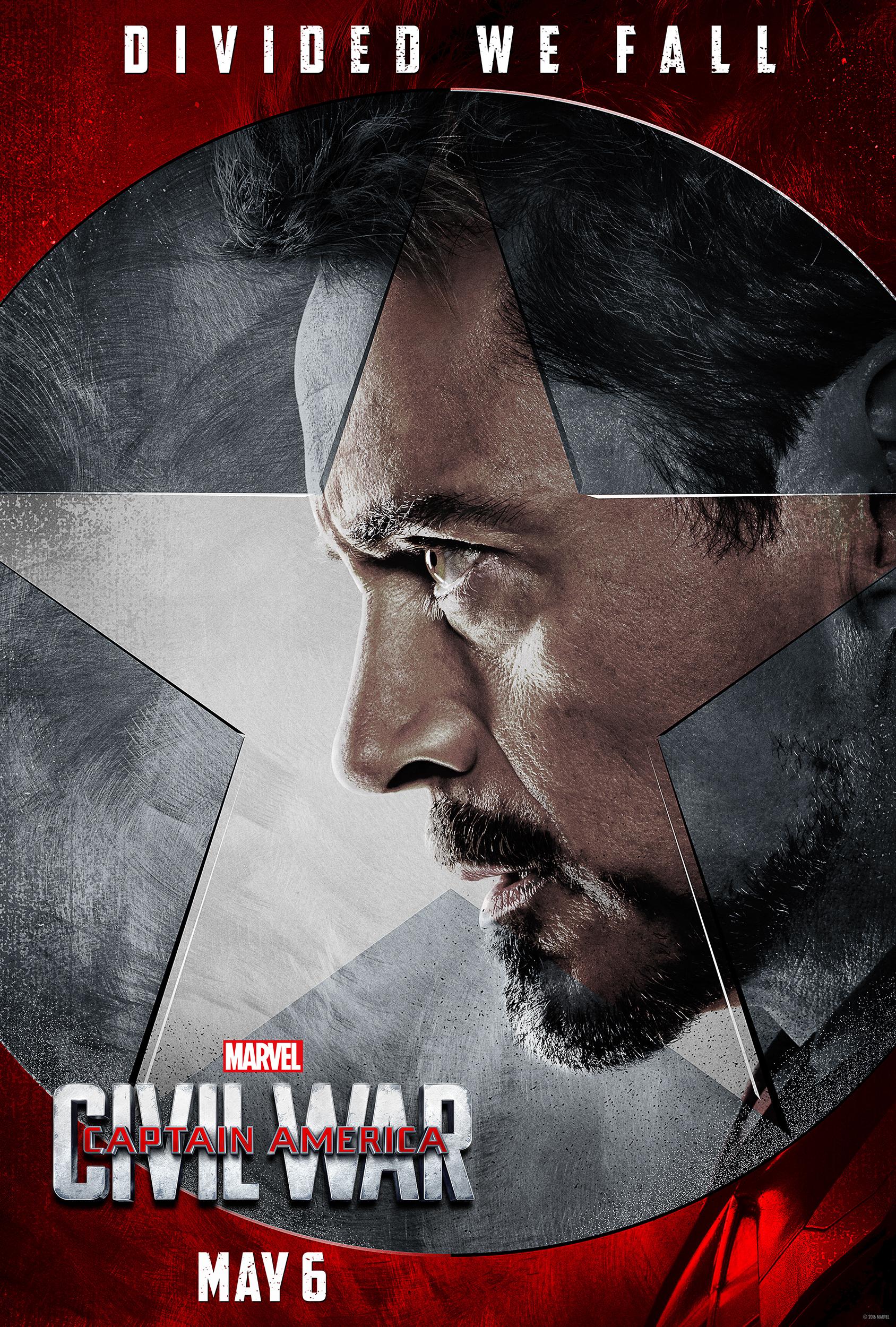 Captain America Civil War poster 013