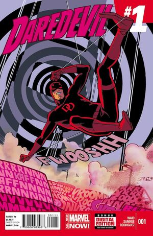 Daredevil Vol 4 1