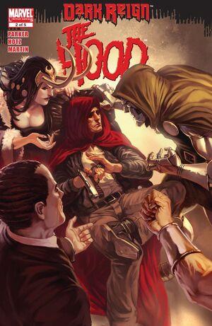 Dark Reign The Hood Vol 1 2