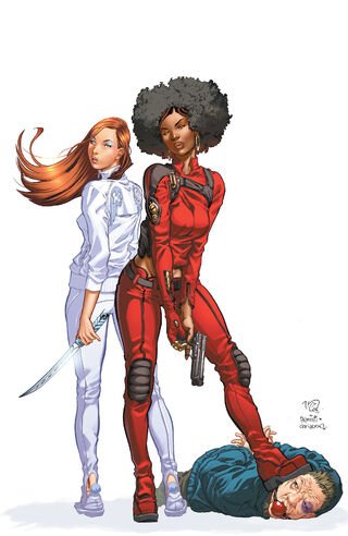 File:Daughters of the Dragon Vol 1 1 Textless.jpg