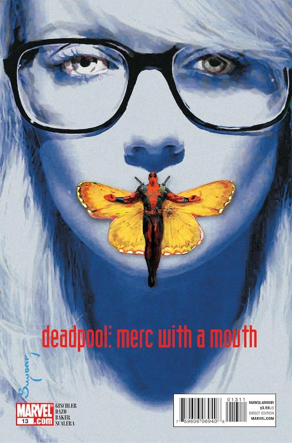Deadpool Merc with a Mouth Vol 1 13