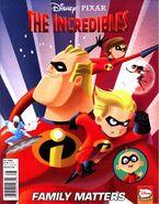 Disney Pixar Presents Incredibles - Family Matters Vol 1 1