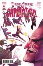 Doctor Strange Damnation Vol 1 2