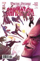 Doctor Strange: Damnation Vol 1 2