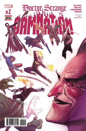 Doctor Strange Damnation Vol 1 2