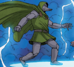 Ducktor Doom (Earth-14094) from Ultimate FF Vol 1 5 001