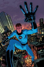 Fantastic Four Vol 1 643 Samnee Variant Textless
