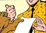 Finch (Daily Bugle) (Earth-616) from Daredevil Vol 1 230 0001