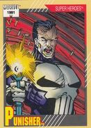 Frank Castle (Earth-616) from Marvel Universe Cards Series II 0001