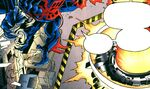 Fujikawa Industries (Earth-616) from Spider-Man 2099 Meets Spider-Man Vol 1 1 001