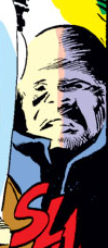 Gort (Earth-616) from Tomb of Dracula Vol 1 2 001