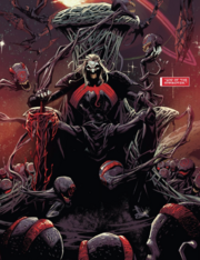 Hive (Symbiotes) (Earth-616) from Venom Vol 4 3 001