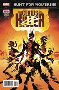 Hunt for Wolverine Claws of a Killer Vol 1 4
