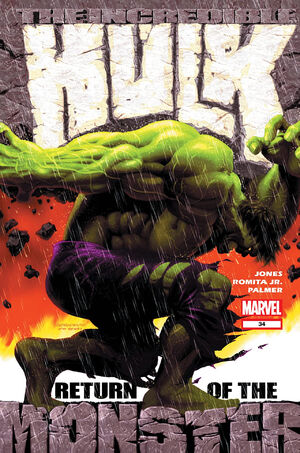 Incredible Hulk Vol 2 34