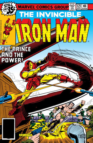 Iron Man Vol 1 121