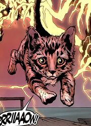 Kitten (Pretend-Mutant) (Earth-10710) from X-Men Blind Science Vol 1 1 0001