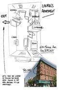 Laura Kinneys Apartment Concept Art 001