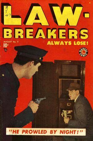 Lawbreakers Always Lose Vol 1 9