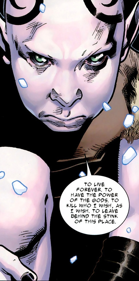 Loki Laufeyson (Earth-616) from Thor Vol 3 12 0006