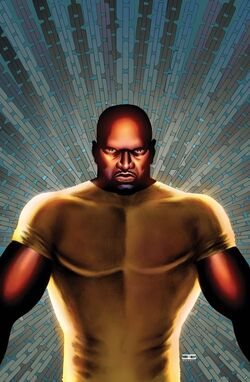 Luke Cage Vol 1 2 Cassaday Variant Textless