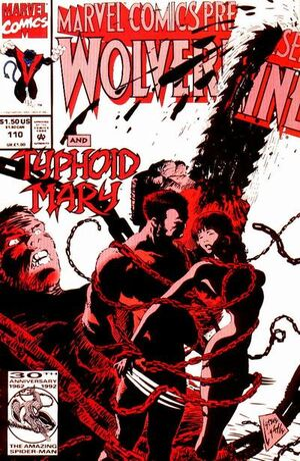 Marvel Comics Presents Vol 1 110