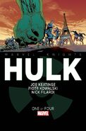 Marvel Knights Hulk Vol 1 1