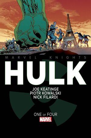 Marvel Knights Hulk Vol 1 1