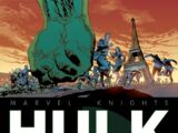 Marvel Knights: Hulk Vol 1 1