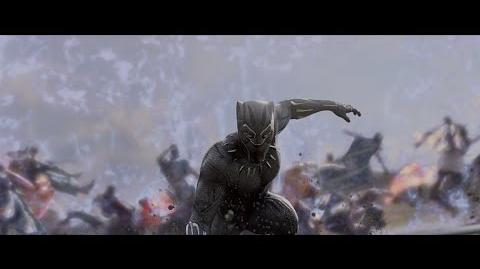 Marvel Studios' Black Panther - War TV Spot