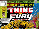 Marvel Two-In-One Vol 1 26