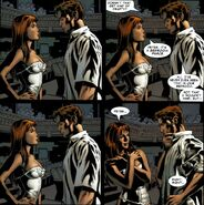 Mary Jane Watson (Earth-616) and Peter Parker (Earth-616) from Amazing Spider-Man Vol 1 517 0001