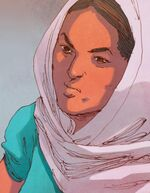 Muneeba Khan (Earth-616) from All-New Marvel NOW! Point One Vol 1 1.NOW 001