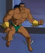 Namor McKenzie (Earth-534834) from Fantastic Four (1994 animated series) Season 1 3