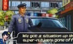 New York Police Department (Earth-TRN025) from Ultimate Spider-Man Total Mayhem 001