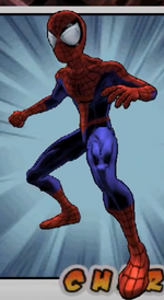 Peter Parker (Earth-TRN005) from Ultimate Spider-Man (video game) 001