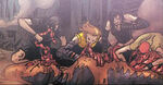 Runaways (Earth-2149) from Marvel Zombies Vs. Army of Darkness Vol 1 2 001