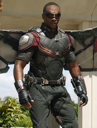 Samuel Wilson (Earth-199999) from Captain America Civil War 002