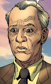 Saul (Earth-1610) Ultimates Annual Vol 1 1