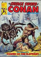 Savage Sword of Conan Vol 1 24